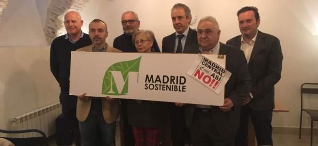Afectados por Madrid Central