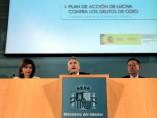 Grande-Marlaska presentación del Plan de acción contra delitos de odio