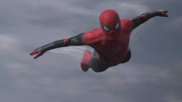 'Spider-Man:  Lejos de casa', el trepamuros se va de Erasmus
