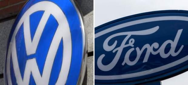 Volkswagen y Ford firman una alianza para desarrollar nuevos vehículos pero no prevén fusionarse