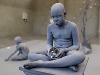 Meditación artística