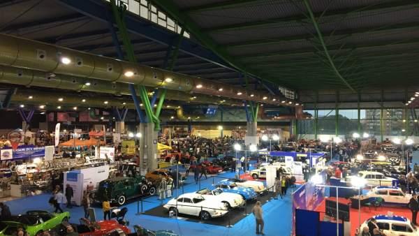 Feria de Vehículos clásicos Retro Málaga