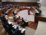 Pleno de PGEx en la Asamblea de Extremadura