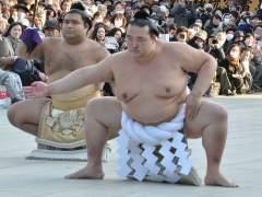 Kisenosato, campeón de sumo