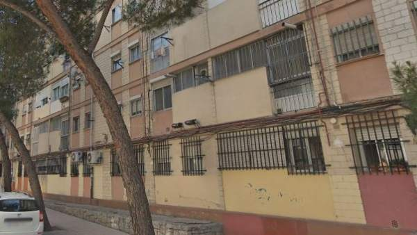 Calle Godella de Madrid