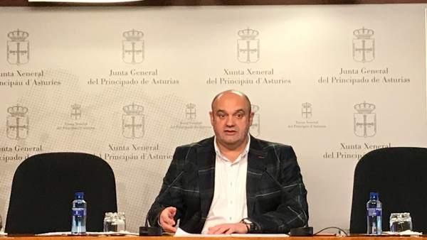 Diputado de Foro, Pedro Leal.