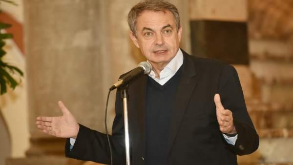 Zapatero participarà a València en la presentació de la fundació María Cambrils que impulsa el PSPV-PSOE