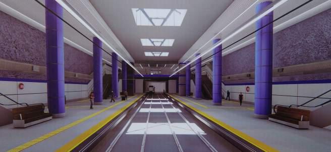 Futura estación de Amado Granell de la línea 10 de Metrovalencia
