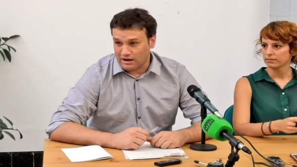 César Jiménez en imagen de archivo