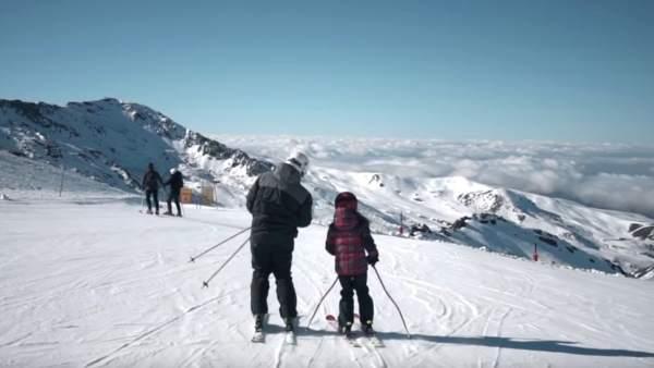 Vídeo promocional de Sierra Nevada