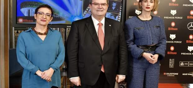 María Guerra, Juan Mari Aburto, e Ingrid García-Jonsson