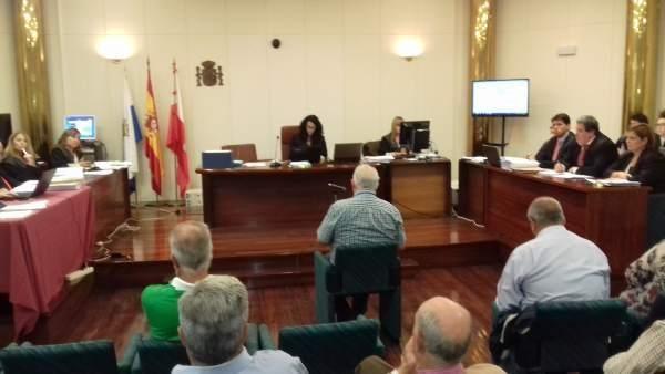 Muguruza declara en el juicio de Santa Catalina (archivo)