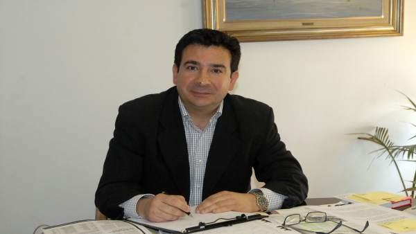 Carlos Cortina, exalcalde de Astillero (archivo)