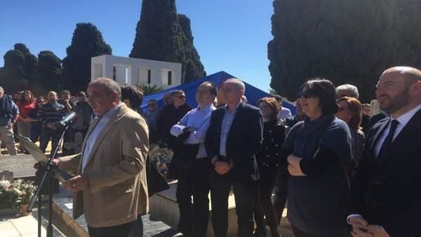 Paterna alçarà un mausoleu per a acollir les restes dels represaliats no reclamats