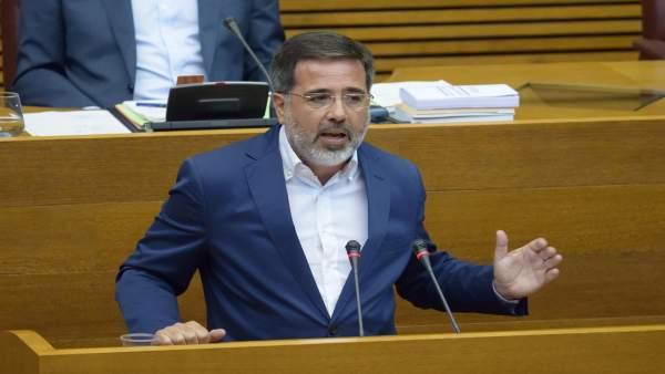 El diputado del PP Alfredo Castelló