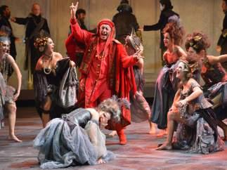 Representació de 'Rigoletto'