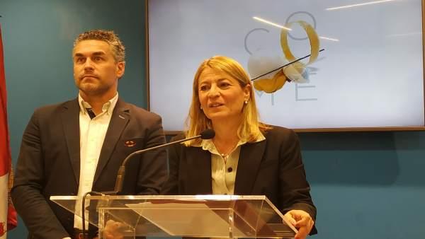 Elena Nevado presenta la oferta que Cáceres llevará a Fitur