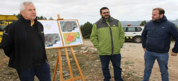 Medio Ambiente trabajó 150,26 hectáreas de superficie en 2018 para la prevención de incendios ...