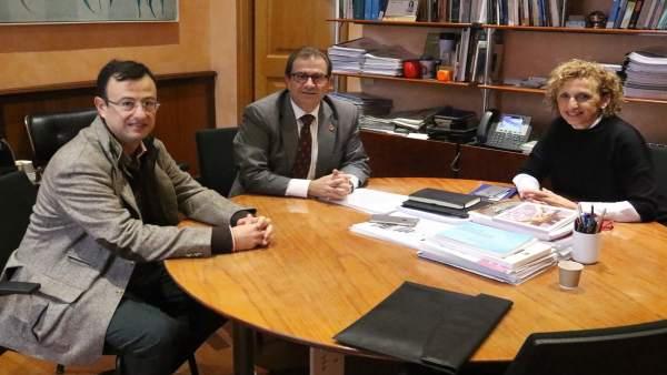 La UIB incorpora a Jaume Ribas como interventor