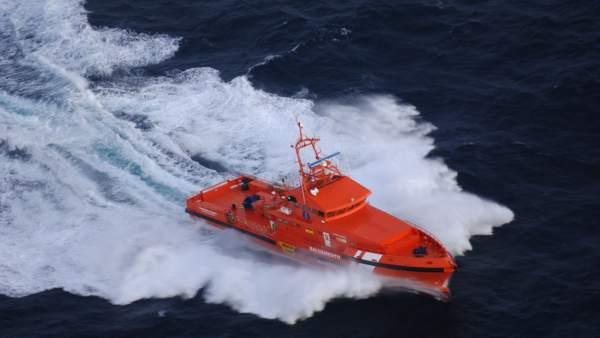 Guardamar Polimnia de Salvamento Marítimo