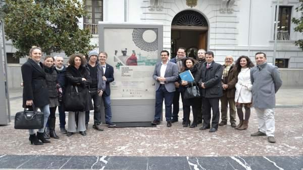 Presentación de la campaña divulgativa 'Made in Granada'