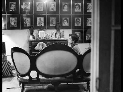 Fotografía de la serie 'EntreMuros' de Bernardo Aja.