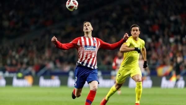 El Girona elimina al Atlético de la Copa