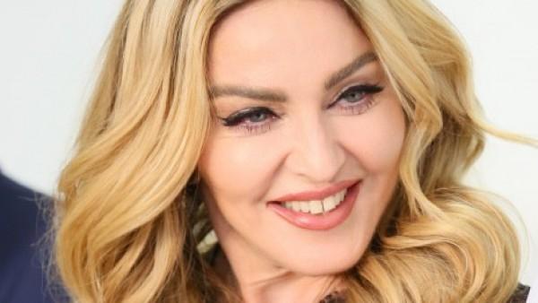 Madonna promocionando 'MDNA Skin'
