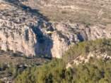 En el rescate ha participado el helicóptero Alfa 1 del Consorcio de Bomberos