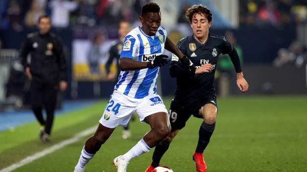 El Real Madrid pierde en Leganés pero logra pasar a los cuartos de la Copa dc8fb187d023f