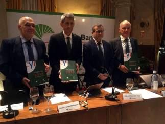 Salamanca.- Presentación del informe
