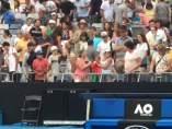 Pelea Australian Open