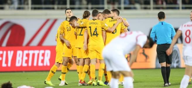 Australia en la Copa de Asia