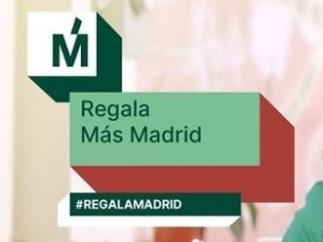 Manuela Carmena Más Madrid