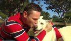 Jaime y su perro Blanco, una historia de superación
