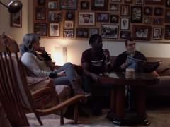 La familia Tarradellas i Ricart ha acogido en su casa a Luciano dentro de la campaña #hospitalaris de la fundación Migra Studium.