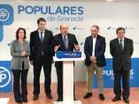 El PP de Granada valora los PGE para Granada