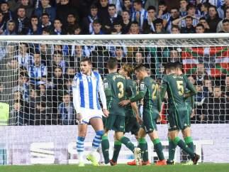 Real Sociedad - Betis