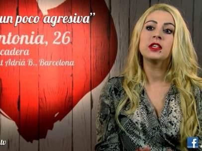 Antonia, en 'First Dtes'.