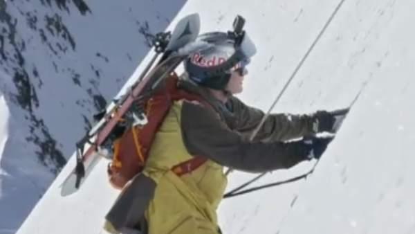 Desafío extremo en los Alpes