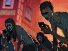 Zombis con móvil
