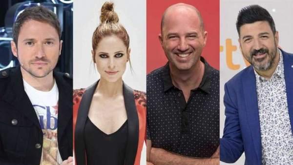 Jurado de la gala de Eurovisión