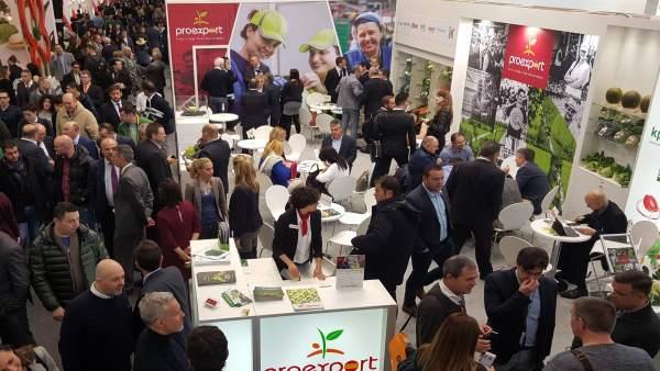 Los asociados de Proexport aterrizan en febrero en Fruit Logística 2019
