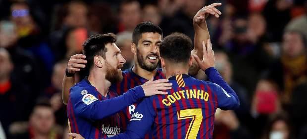 La juez desestima la denuncia del Levante y el Barça continúa en la Copa