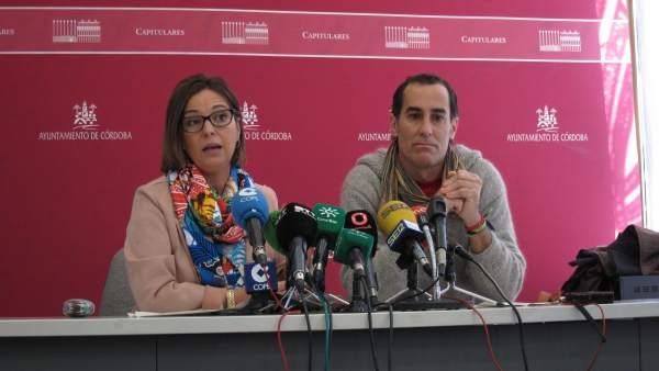 Isabel Ambrosio y Juan Hidalgo