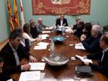 Reunión sobre el servicio Ecoprovincia, este viernes en la DPZ