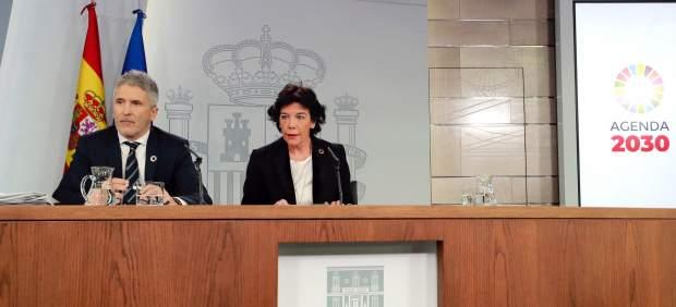 El Gobierno invita también a PP y Cs a la mesa de partidos catalanes sobre el futuro político de ...