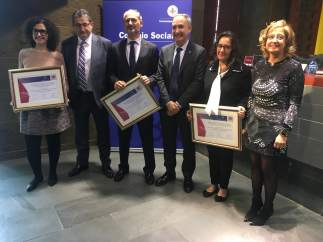 Valladolid.- Entrega de los Premios Innovación