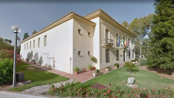 Sede social de PTA tecnópolis Málaga fachada
