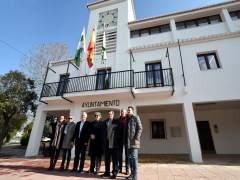 Nuevo edificio del Ayuntamiento de Albolote en El Chaparral